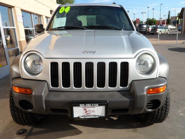 2004 Jeep Liberty Crew Cab Amarillo 4X4