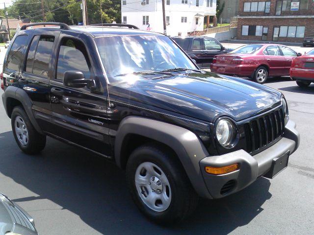 2004 Jeep Liberty Elk Conversion Van