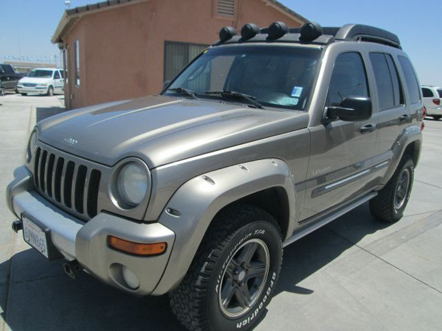 2004 Jeep Liberty Extended Sport Util 4D