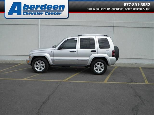 2005 Jeep Liberty C1500 Scottsdale