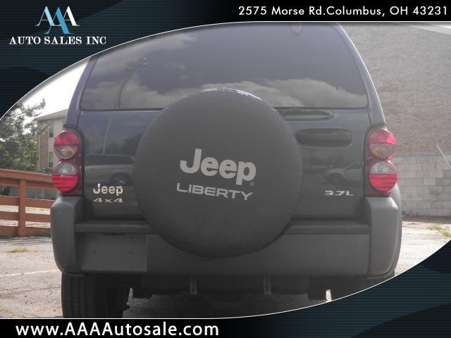 2005 Jeep Liberty Extended Sport Util 4D