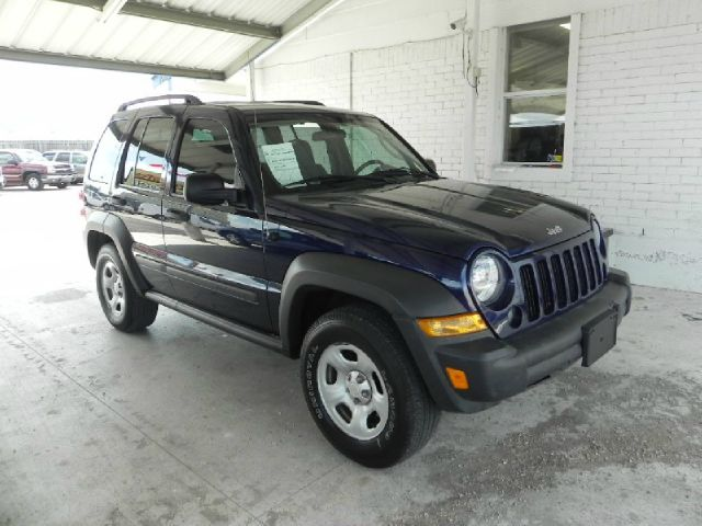2006 Jeep Liberty Elk Conversion Van