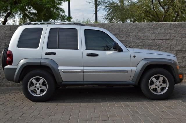 2006 Jeep Liberty GSX