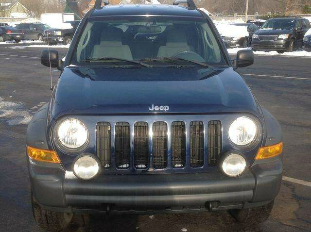 2006 Jeep Liberty Extended Sport Util 4D