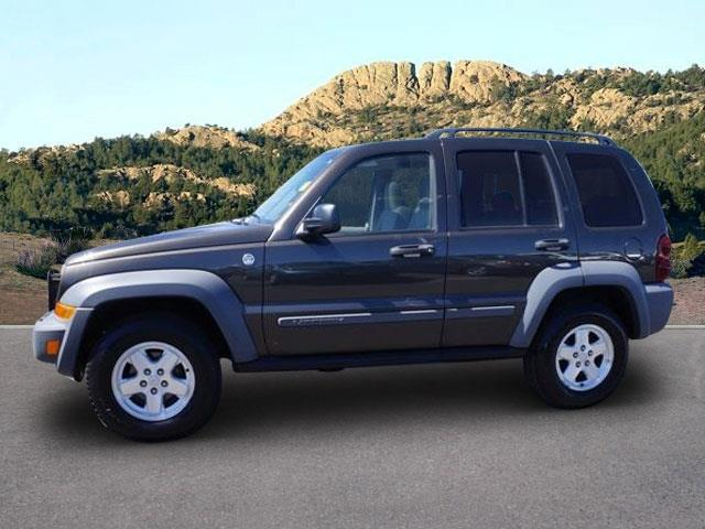 2006 Jeep Liberty T6 AWD Leather Moonroof Navigation