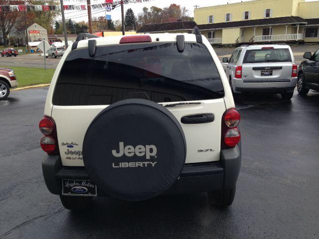 2006 Jeep Liberty Elk Conversion Van