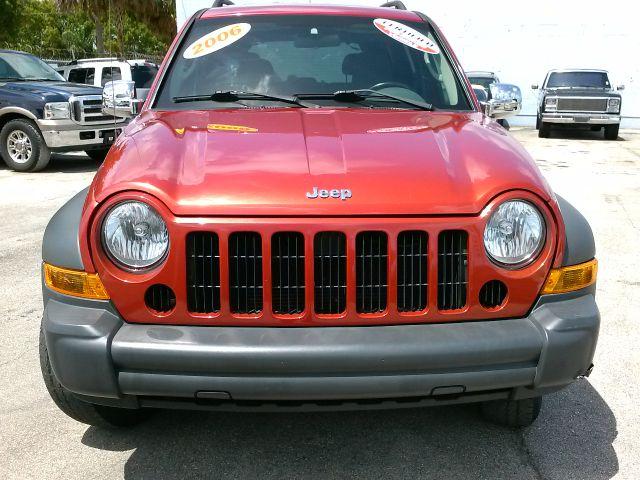 2006 Jeep Liberty Extended Cab V8 LT W/1lt