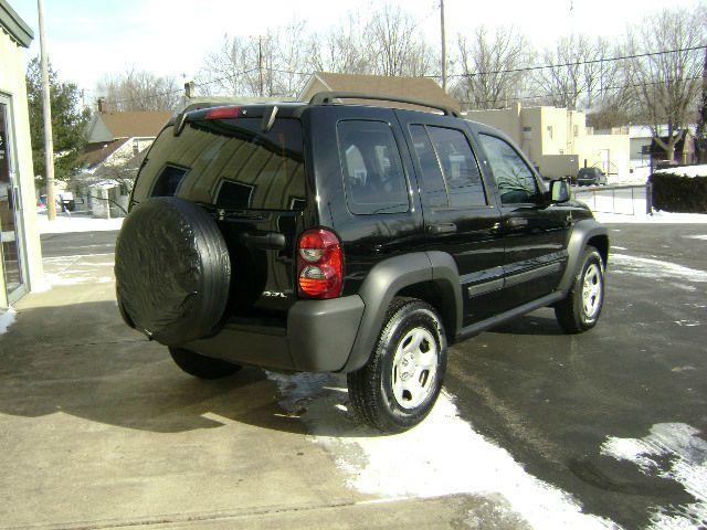 2007 Jeep Liberty Elk Conversion Van