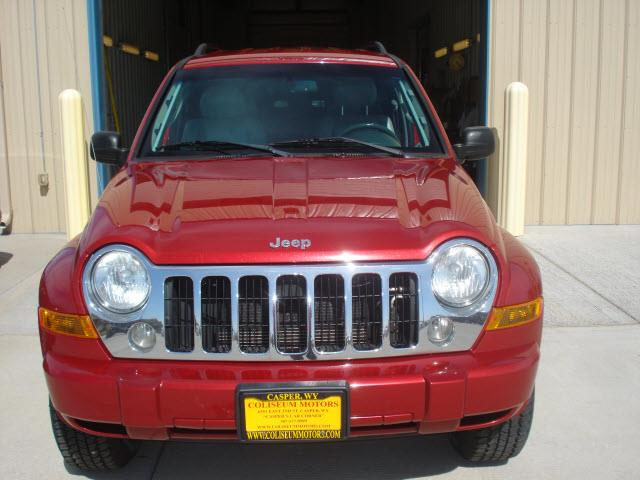 2007 Jeep Liberty 4dr 2.5L Turbo W/sunroof/3rd Row AWD SUV