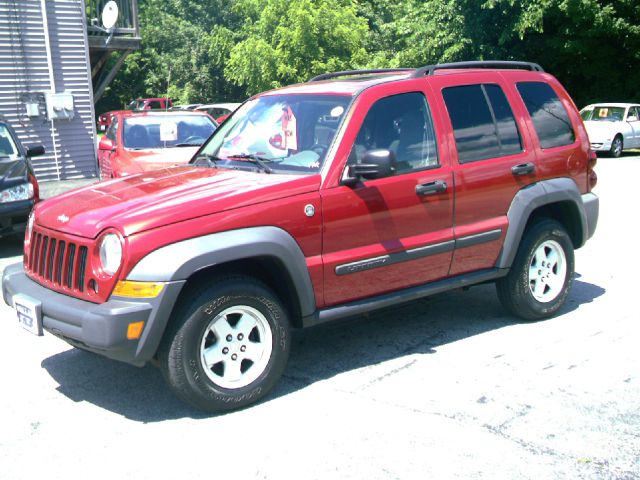 2007 Jeep Liberty T6 AWD Leather Moonroof Navigation