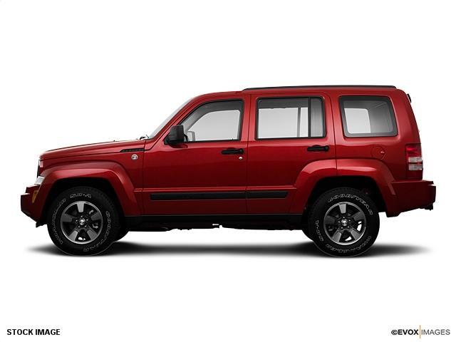 2008 Jeep Liberty GSX