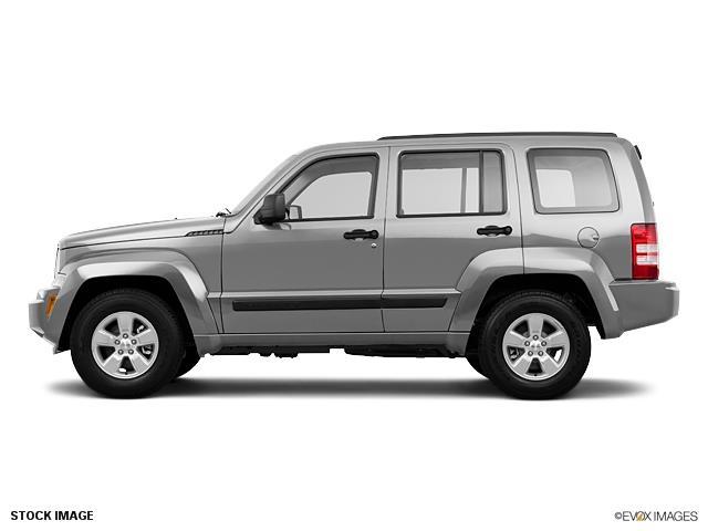 2011 Jeep Liberty Unknown