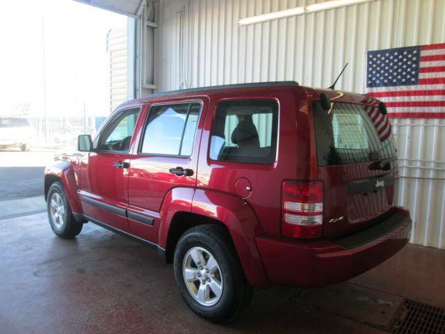2012 Jeep Liberty Elk Conversion Van