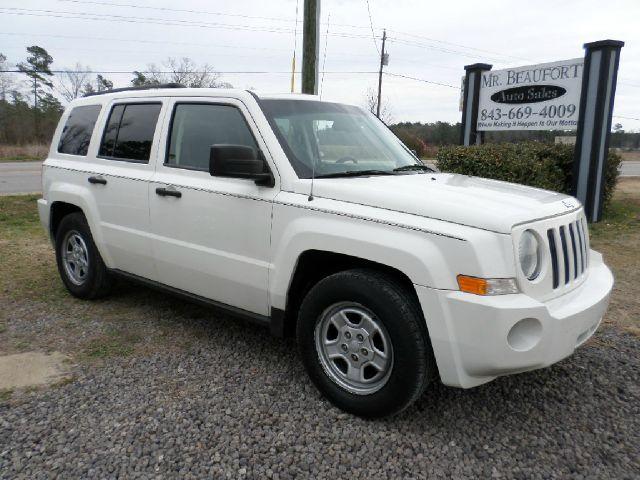 2007 Jeep Patriot Extended Cab V8 LT W/1lt