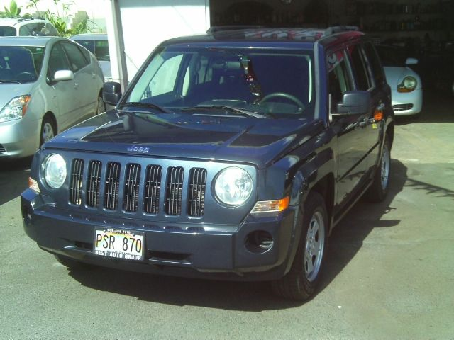 2008 jeep patriot extended cab v8 lt w 1lt details. Black Bedroom Furniture Sets. Home Design Ideas