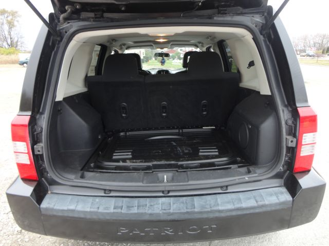 2009 Jeep Patriot Elk Conversion Van