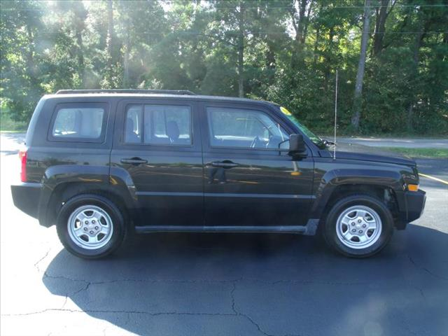 2010 Jeep Patriot Rare Black With Leather