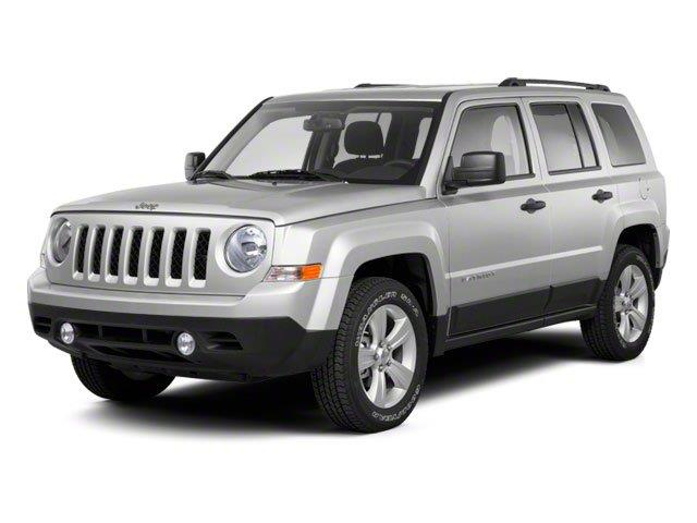 2012 Jeep Patriot 2.5 AWD SUV