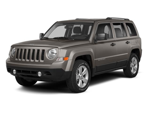 2014 Jeep Patriot 4 Dr Ext Minivan