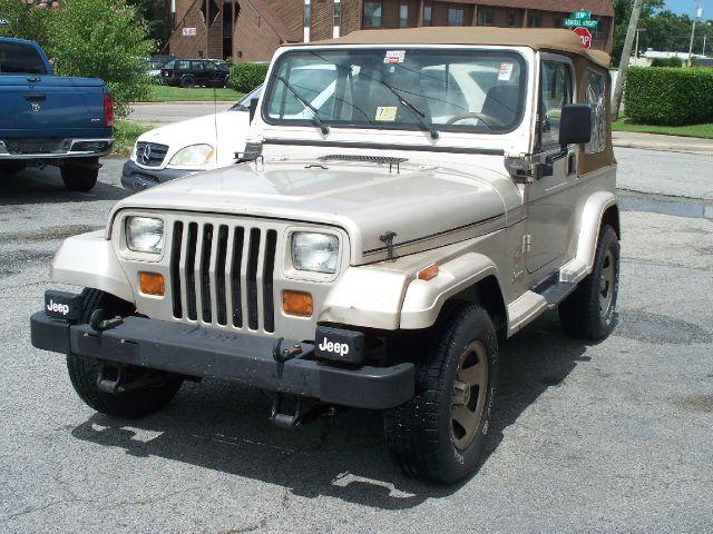 1995 Jeep Wrangler 3.5 SE