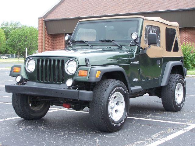 1997 jeep wrangler se details tulsa ok 74112. Black Bedroom Furniture Sets. Home Design Ideas