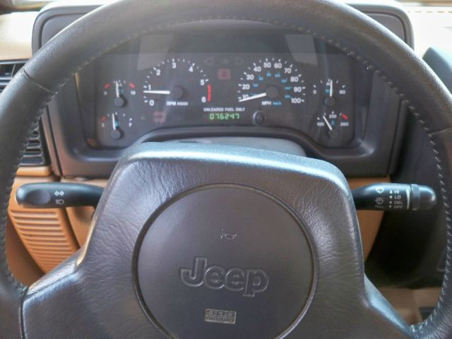 1997 Jeep Wrangler GSX