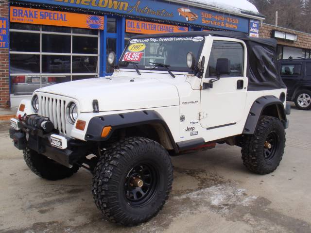 used jeep wrangler se 1997 details buy used jeep wrangler. Black Bedroom Furniture Sets. Home Design Ideas