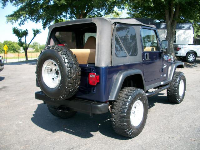 1997 Jeep Wrangler Low Mile 2 Door