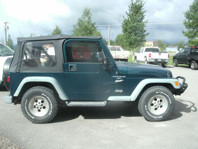 1998 Jeep Wrangler Low Mile 2 Door