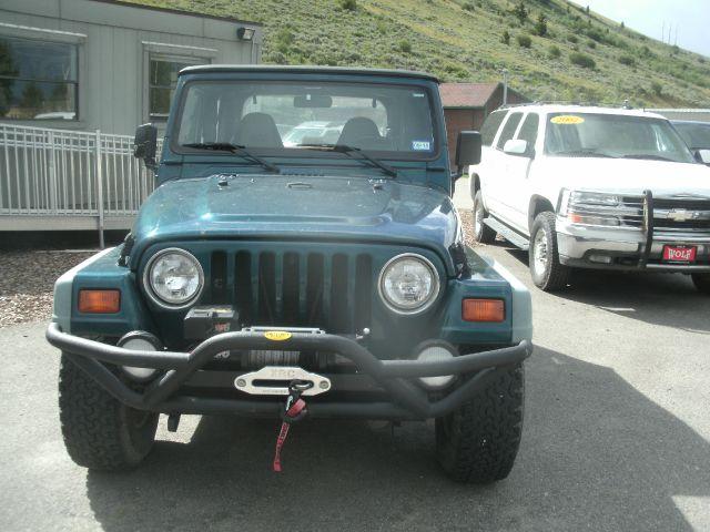 1998 Jeep Wrangler Low Mile 2 Door
