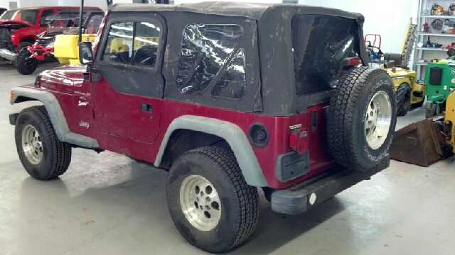 1998 Jeep Wrangler GSX