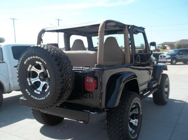 1999 jeep wrangler 3 5 se details kearney ne 68847 for Lanny carlson motor inc kearney ne