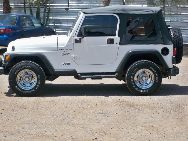 2001 Jeep Wrangler GSX