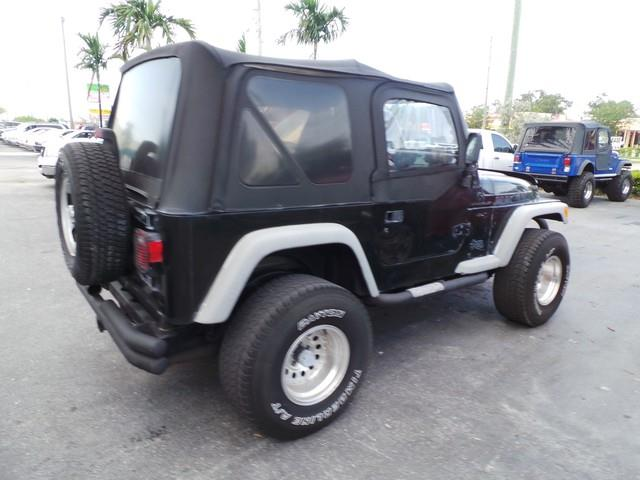2002 Jeep Wrangler T6 Turbo AWD