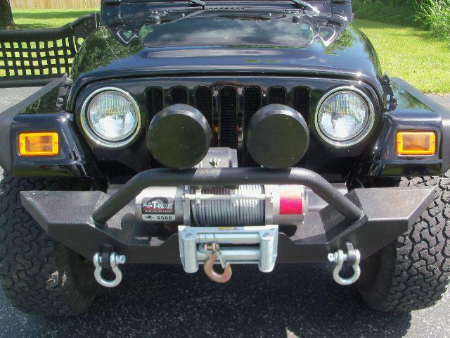 2002 Jeep Wrangler Rubicon4x4