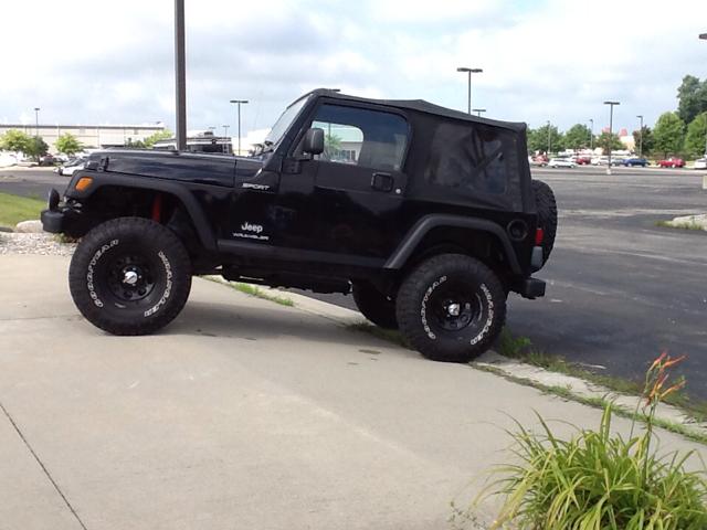2003 Jeep Wrangler GSX