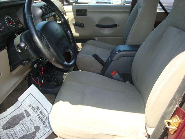 2003 Jeep Wrangler 3.5 SE