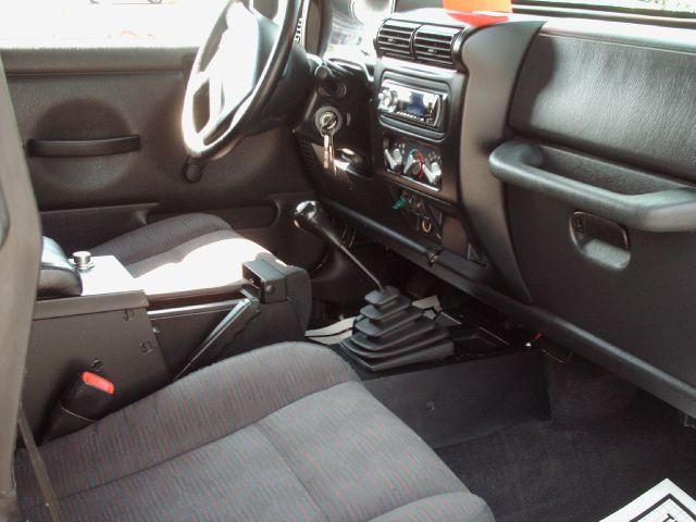 2003 Jeep Wrangler SW2