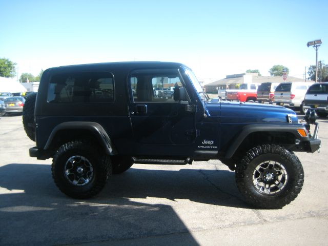 2004 Jeep Wrangler LS Flex Fuel 4x4 This Is One Of Our Best Bargains
