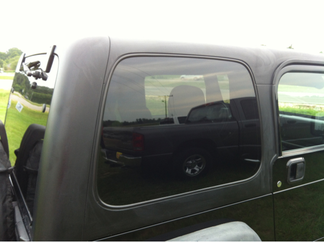 2004 Jeep Wrangler GSX