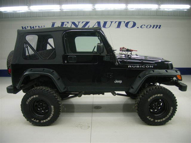 used jeep wrangler rubicon lift 4wd soft top stick 2004 details buy used jeep wrangler rubicon. Black Bedroom Furniture Sets. Home Design Ideas