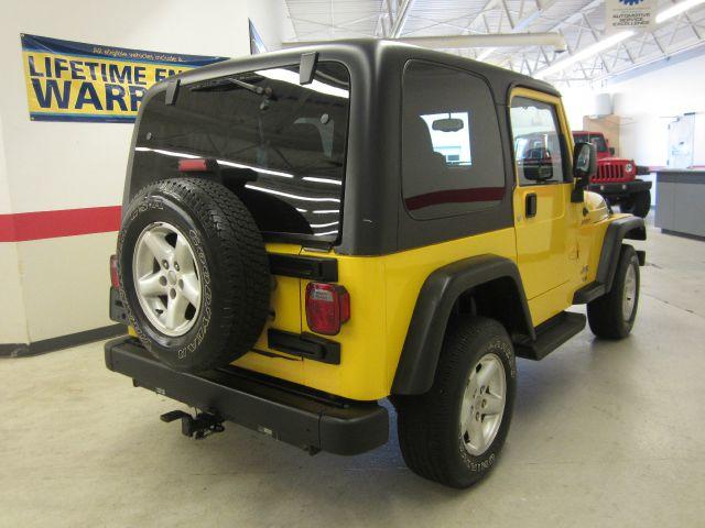 2005 Jeep Wrangler GSX