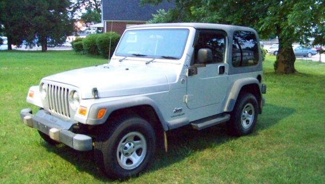 2005 Jeep Wrangler 545i Sport Pkg.premium Pkg.cold Wether Pkg.lether