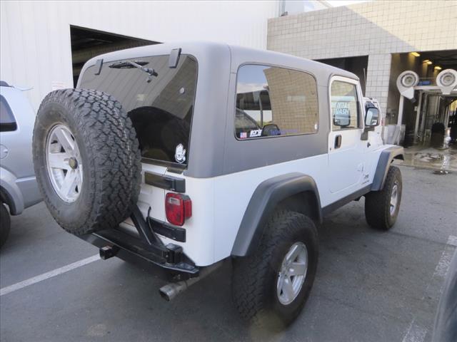 2006 Jeep Wrangler Eddie Bauer - 4WD