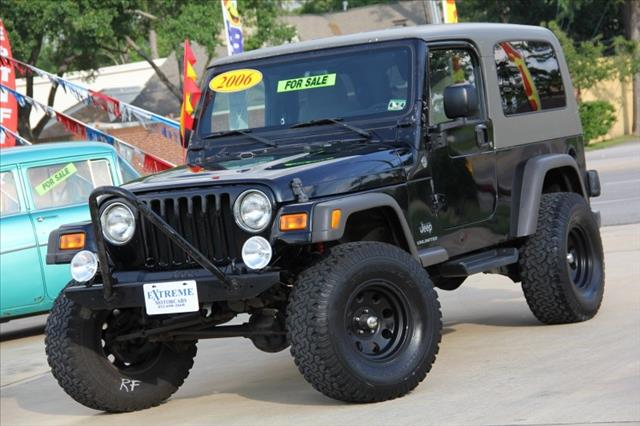 2006 Jeep Wrangler Xltturbocharged