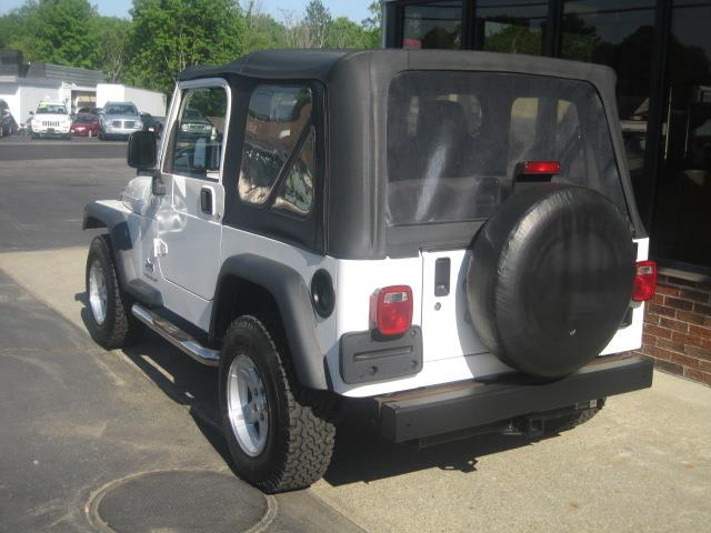 2006 Jeep Wrangler Lariat CREW CAB 4X4 Diesel