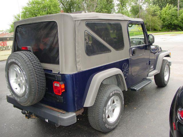 2006 jeep wrangler all wheel drive new tires details linton in 47441. Black Bedroom Furniture Sets. Home Design Ideas