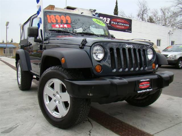2007 Jeep Wrangler SW2