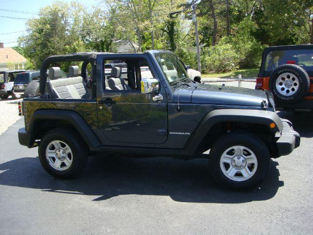 2008 Jeep Wrangler SW2