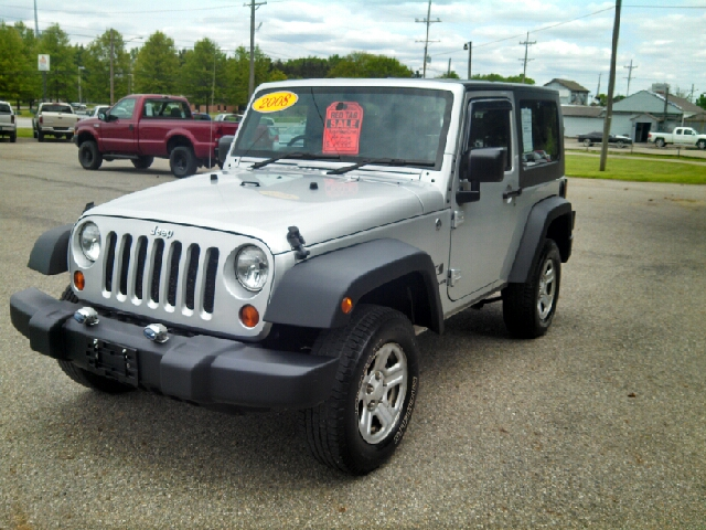 2008 Jeep Wrangler LS Flex Fuel 4x4 This Is One Of Our Best Bargains